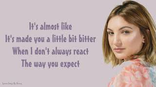 Julia Michaels - Worst In Me  | Lyrics Songs