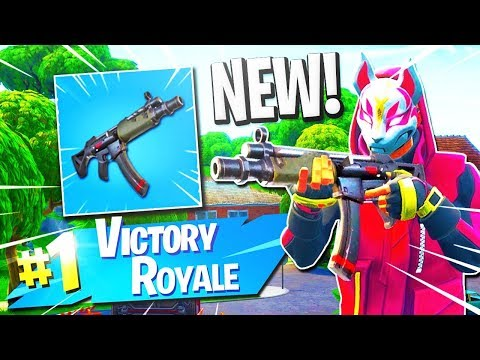 *NEW* RARE MP5 GAMEPLAY On FORTNITE! - NEW RARE