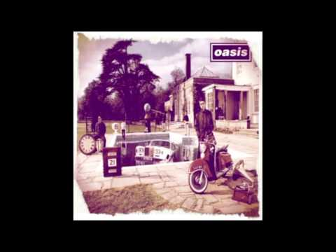 Oasis - Be Here Now Full Album || Mustique Demos Edit