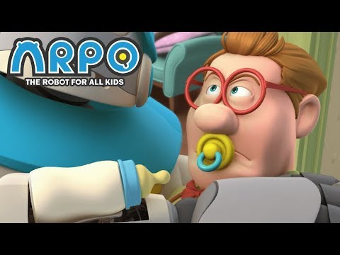 ARPO The Robot For All Kids - Baby Bob | Full Episode | Cartoon for KidsBabyBab pal