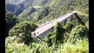 SOUTHERN LEYTE - Agas-Agas Bridge + Maasin