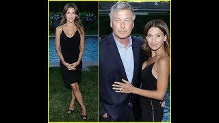 Alec Baldwin & Wife Hilaria Couple Up at Hamptons Film Festival