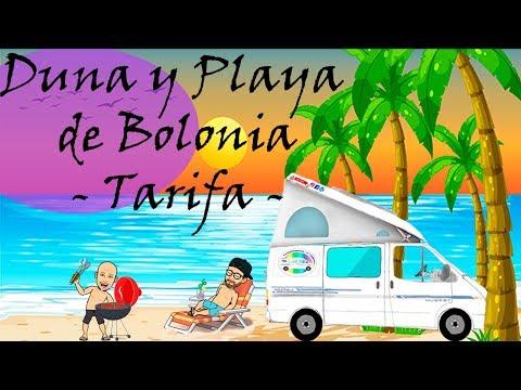 Duna Y Playa De Bolonia • Tarifa