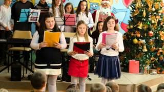 Предновогодишен концерт во детската градинка 2015 год.