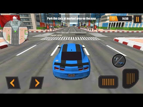 Multi Level Smart Car Parking Mania (by White Sand 3D Games Studio) Android Gameplay [HD]