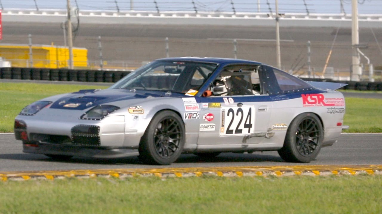 1998 Nissan 240sx For Sale Chump Racing A At Daytona International Speedway The J Turn Episode 11 Youtube