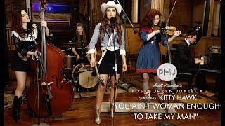You Ain't Woman Enough (To Take My Man) - Loretta Lynn (Country Cover) ft. Kitty Hawk