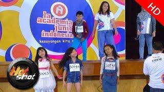 Audisi La Academia Junior Indonesia 2 di Jakarta - Hotshot14 Juni 2015
