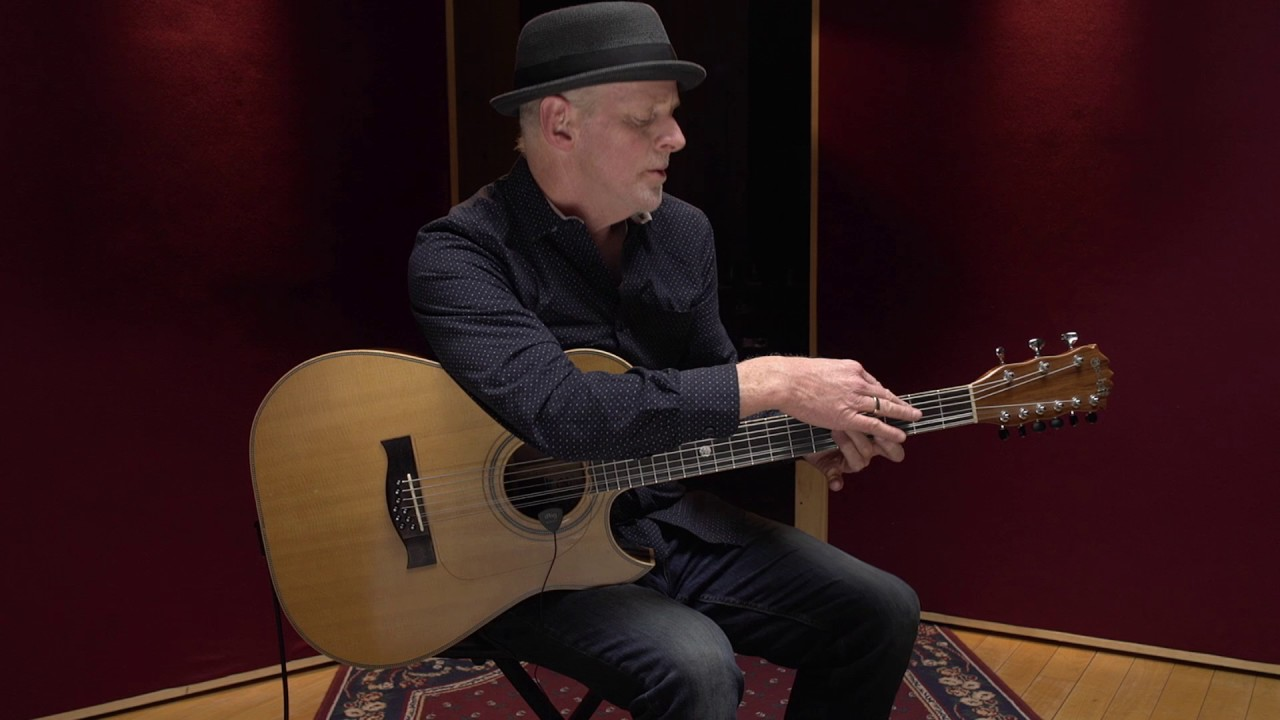 Willy Porter On Irig Acoustic Stage Youtube