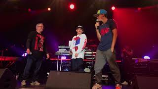 "Logic - ""Gang Related"" Glasgow Father vs. Son Rap Battle #EverybodysTour"