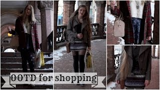 OOTD for Shopping Thumbnail