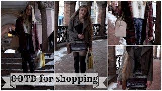 OOTD for Shopping Thumbnail