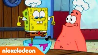 SpongeBob - Taart | Nickelodeon Nederlands