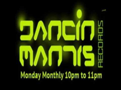 Dancin Mantis Records Show 34 UB Radio Bangkok 04-05-2015
