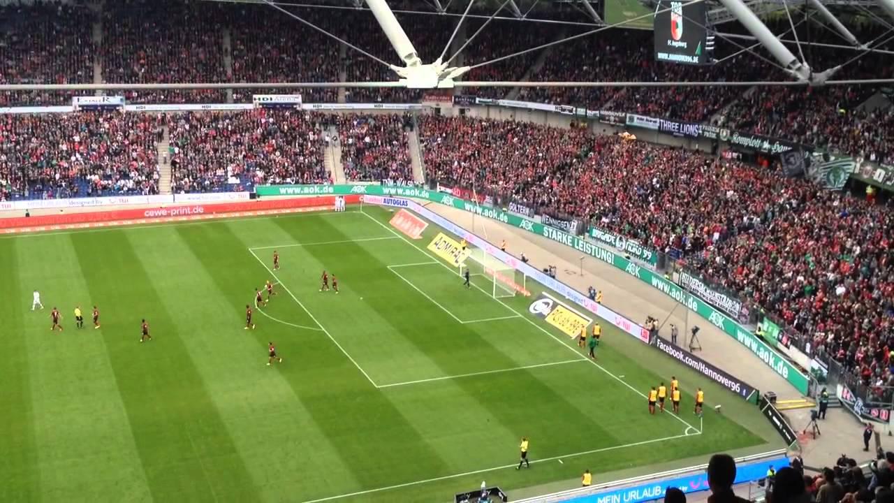 Heimspiel Hannover 96
