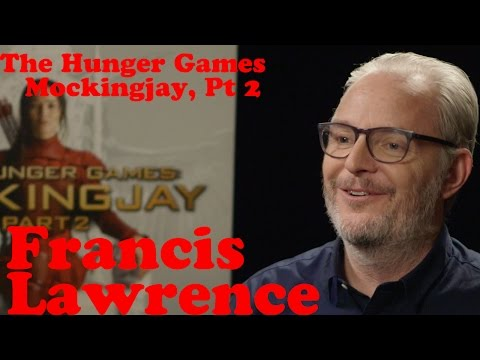DP/10: The Hunger Games, Mockingjay, Pt 2 - director Francis Lawrence