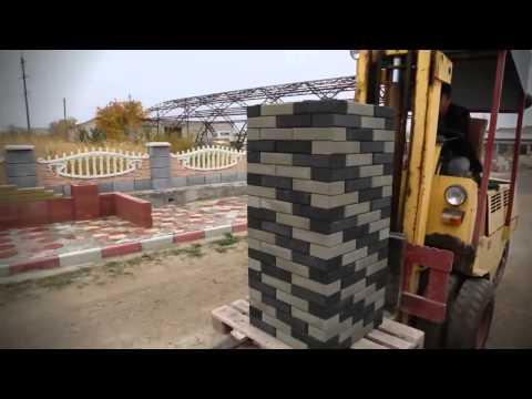 Кирпичный станок Лего   Высокорентабельное оборудование для малого бизнеса