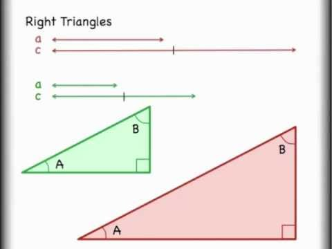 how to find the sine of a triangle