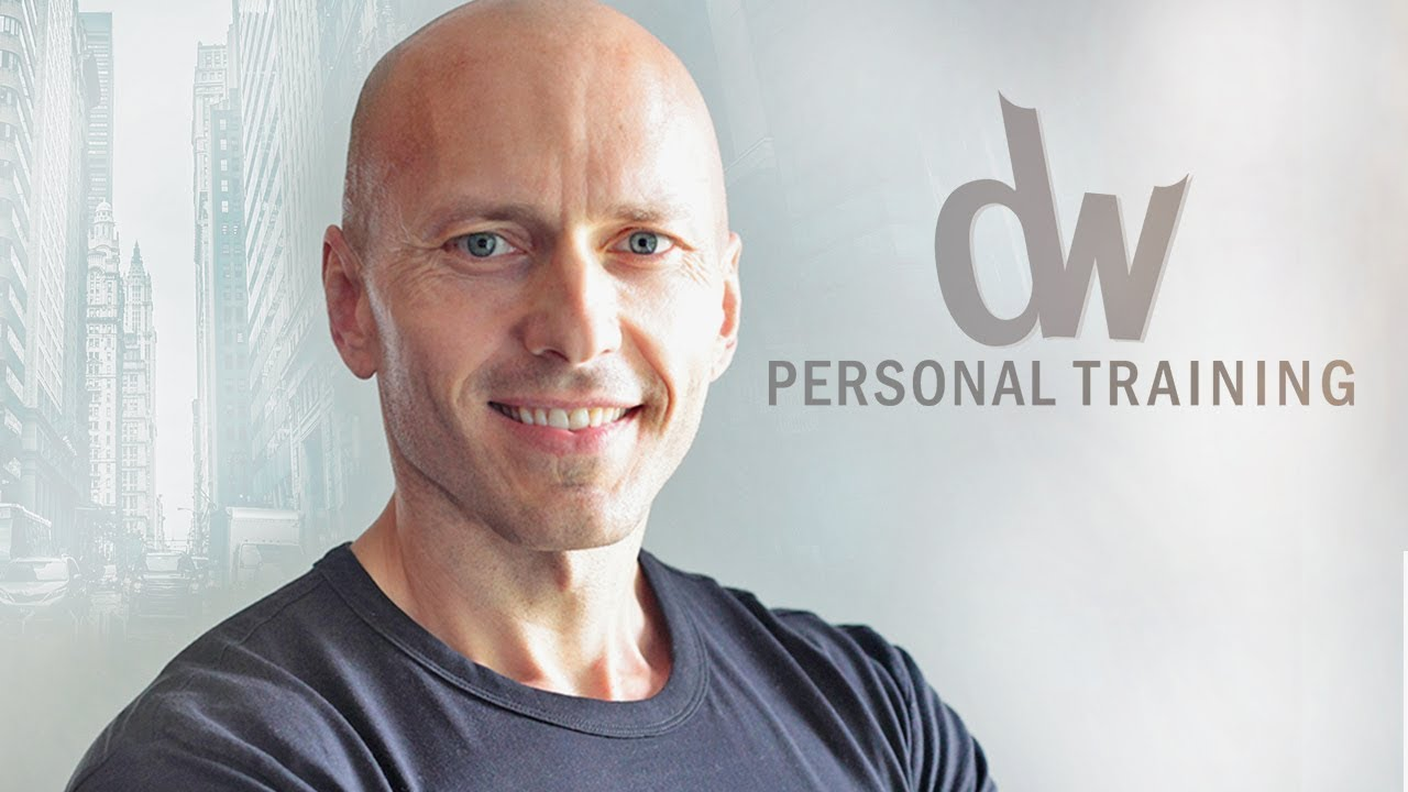 Personal Trainer David Wozniak