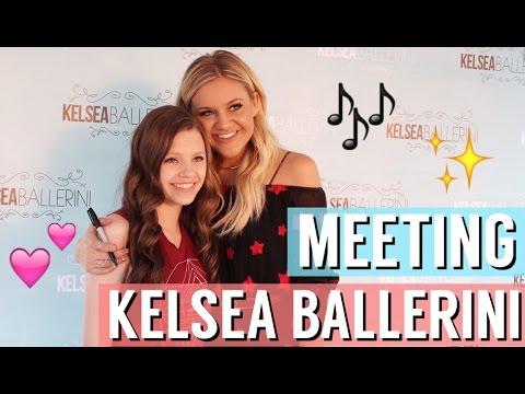 Meeting Kelsea Ballerini + Summer Forever Tour Vlog!