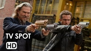 R.I.P.D. TV Spot #1 2013 -  Ryan Reynolds, Kevin Bacon, Jeff Bridges Movie HD