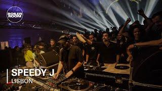 Speedy J | Boiler Room x Eristoff: Lisbon