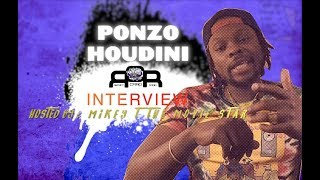 Ponzo Houdini On Facing Shock Incarceration Like 50 Cent