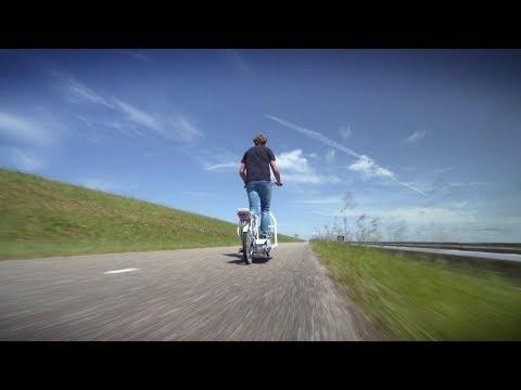 Kan Klaas in 2,5 uur de hele Afsluitdijk over wandelen? - Stap 3