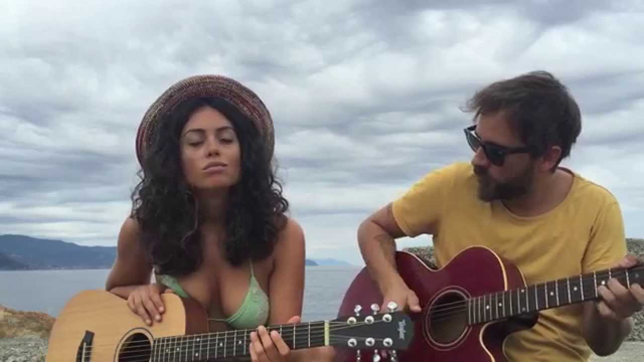 santa margaret high by the beach lana del rey acoustic cover