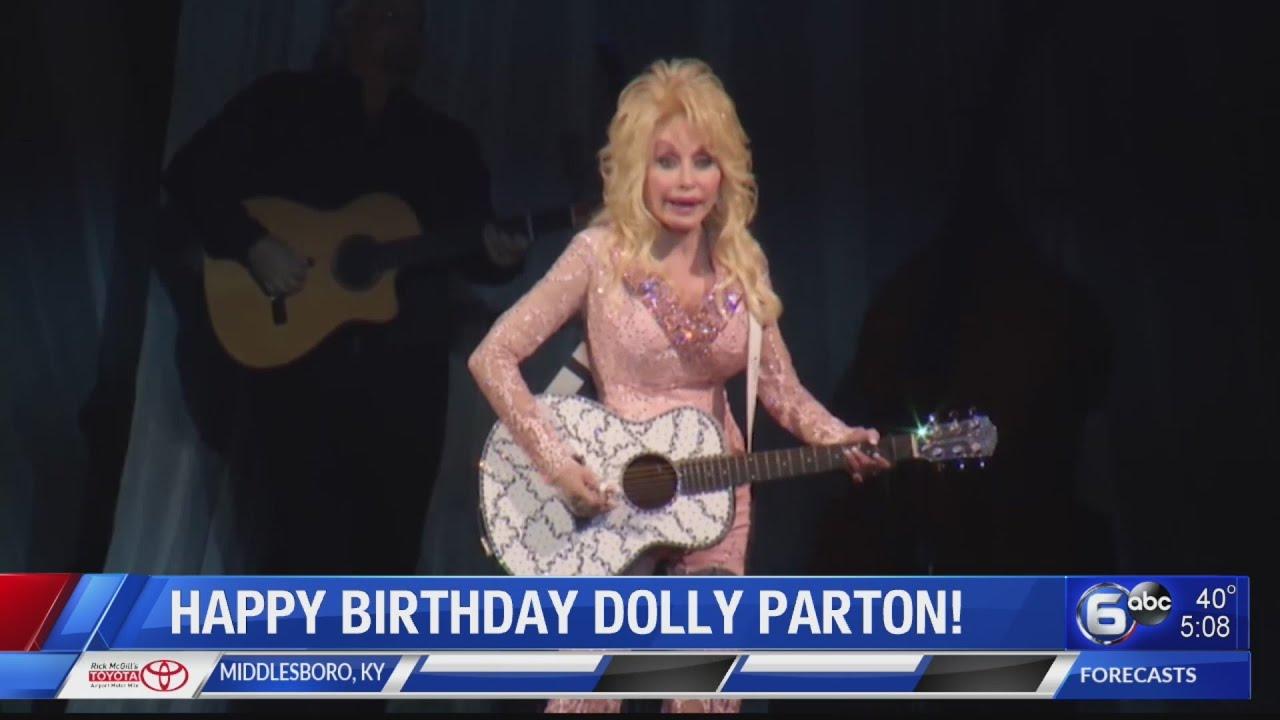 Happy Birthday Dolly Parton Wate 6 Auf Ihrer Seite Nach Welt