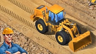 Kids Construction Vehicles App for Kids - Bulldozer, Crane, Trucks, Excavator (iPad, iPhone)
