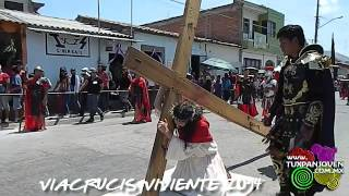 VIACRUCIS VIVIENTE 2014   Tuxpan Jal, Mex
