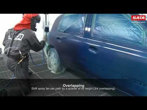 Vopsitorie Service Auto Bucuresti Pipera   SATA - Cum se vopsesc in mod corect autoturismele?