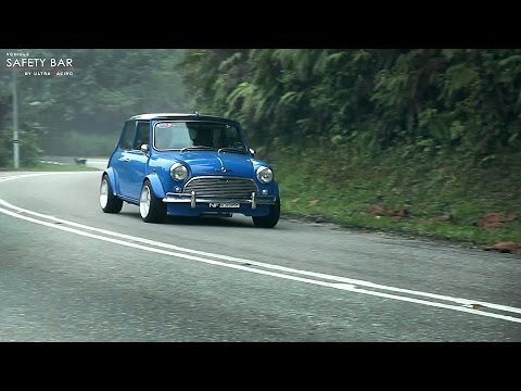 Classic Car Mini Austin Custom-made Sway Bar / Anti Roll Bar