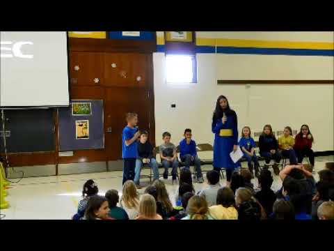 Upstander Assembly - Jeffery Elementary School