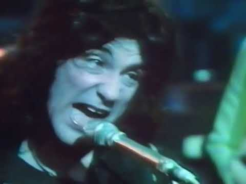 1981 Sensational Alex Harvey Band Jock 'n' Roll Parts I & II,
