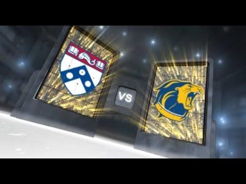 TCNJ Vs. University Of Pennsylvania 11/15/19