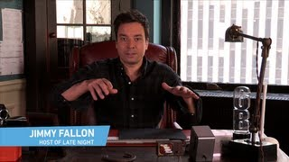 My First Job:  Jimmy Fallon