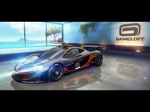 asphalt 8 airborne test mclaren p1 gtr max pro youtube. Black Bedroom Furniture Sets. Home Design Ideas