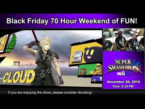 Planet Comics Smash Bros Wii U Tourney [11-26-16]