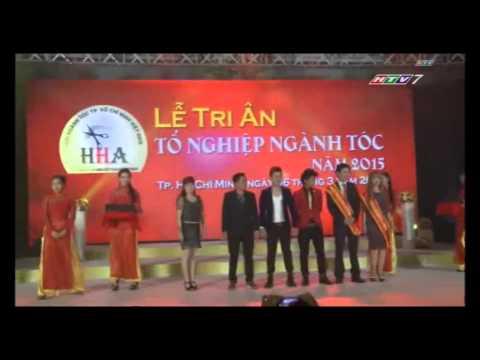 """""""Cây kéo vàng toàn quốc 2015"""" Lê Minh Khôi truyền hình trên HTV7"""