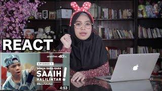 Video buat Saaih Halilintar (bukan) Atta || Reaction Video