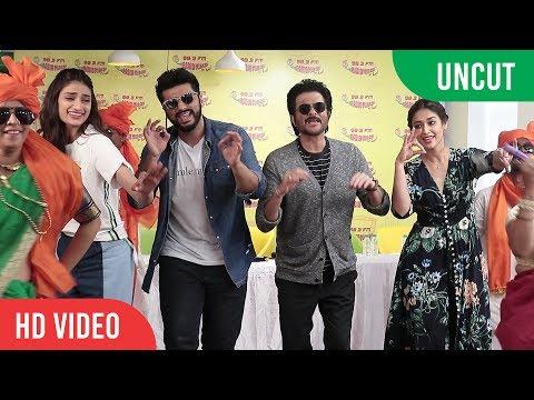 UNCUT - Mubarakan The Goggle Song Launch | Anil Kapoor, Arjun Kapoor, Ileana D'Cruz, Athiya Shetty