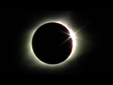 Total Solar Eclipse 2017 from Madras, Oregon, 21 August 2017