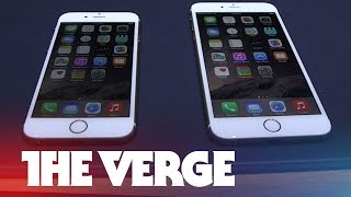 iPhone 6 and 6 Plus hands-on