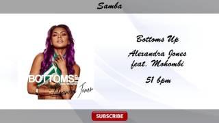 Dj Move It VS Alexandra Jones Mohombi Bottoms Up Samba 51 Bpm