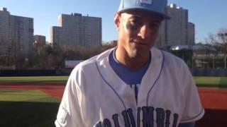 Joey Falcone hit a walk-off homer vs. Penn