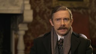 Why has Sherlock become a global success? - Sherlock: The Abominable Bride - BBC One Christmas 2015