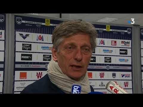 Girondins de Bordeaux : interview de Nicolas de Tavernost