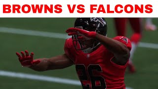 Madden 19 Online Gameplay Cleveland Browns vs Atlanta Falcons (Subscriber Game)